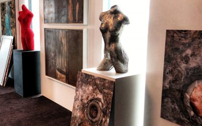 Offizielle Eröffnung der Ausstellung in Basel