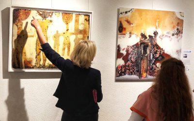 Stefano Sanna: great exhibition in Geneve