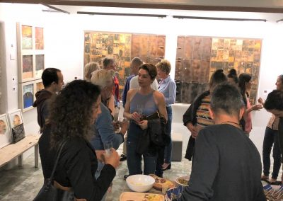 San Pantaleo-SaSa Art Gallery-Party May 2018