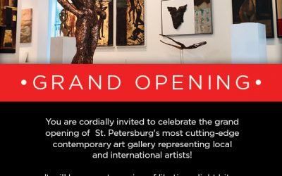 NON MANCATE all'apertura della St. Petersburg Art Fusion Galleries
